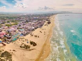 Golden Sand, apartment in Anapa
