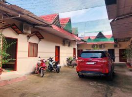Nhà nghỉ Anh Vũ - Long Khánh, pet-friendly hotel in Long Khanh
