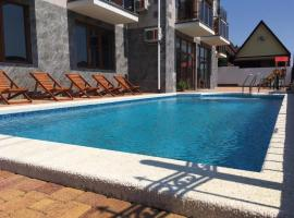 Bella Vita, отель в Нижнем Джемете