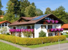 Gästehaus Forggensee, отель в Фюссене