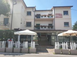 Hotel La Favorita, hotell i Peschiera del Garda