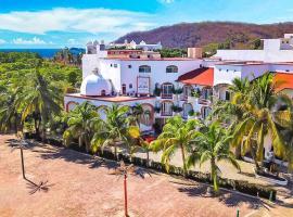 Hotel Bahia Huatulco, hotel en Santa Cruz - Huatulco
