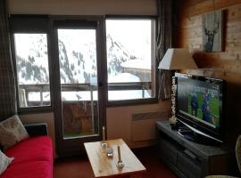 Coquet studio dans la fabuleuse station de Avoriaz 74, hotel in Avoriaz