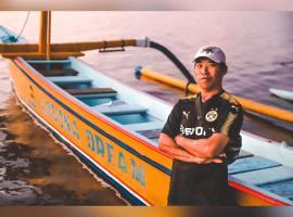 Lovina Dream Pipil's boat, boat in Lovina