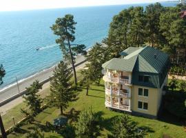 Marshal Resort Kobuleti, отель в Кобулети