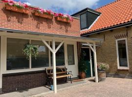 Oostvoornsch Gastenverblijf, hotel dicht bij: Oostvoornse Meer, Oostvoorne
