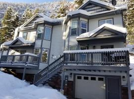 Mountain Retreat, pet-friendly hotel in Ouray