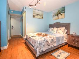 Daytona Condo with Beautiful Ocean and City View, apartment in Daytona Beach