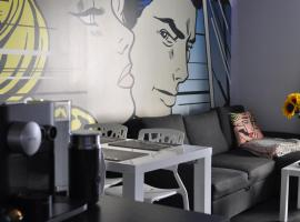 Apartament Pop Art, hotel near Moto Arena Torun, Toruń