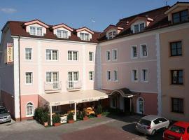 Hotel Tilia, hotel v Pezinku