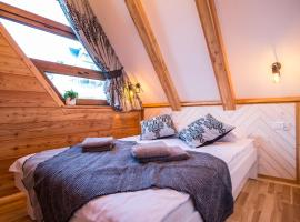 Domek & Apartament Na Ogrodzie, hotel near Cabanówka Ski Lift, Suche
