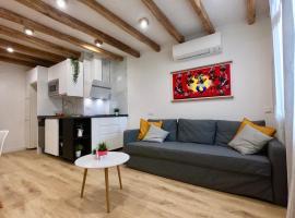 Gozamena Zarautz (Surf/Mendi), accommodation in Zarautz