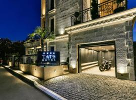 Boutique Hotel Tate By Aycon, отель в Будве