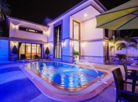 Top Pool Villa B5, hotel in Pattaya
