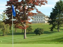 Inn at Lenape Heights-Golf Resort and Event Center, Hotel in Ford City