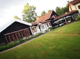 Morhagen konferenshotell, hotell i Sunnansjö