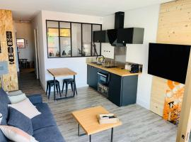 Appartement tout neuf vieil Antibes, budget hotel in Antibes