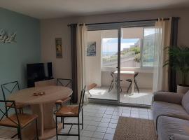 appartement tout confort,face à la mer,presque sur le port, apartment in Sète