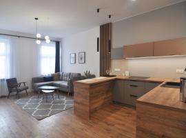 Loft 1 Apartament Rynek, pet-friendly hotel in Chodzież