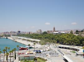 La Marina Suite Málaga, hotel cerca de Muelle 1, Málaga