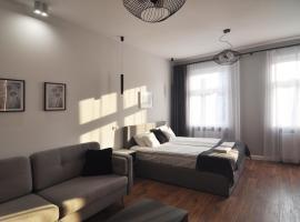 Loft 2 Apartament Rynek 9, pet-friendly hotel in Chodzież