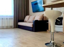 Апартаменты У Моря для семьи Light, apartment in Berdsk