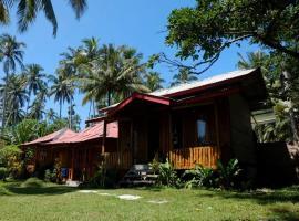 Krui Surfing, pet-friendly hotel in Wainapal