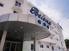 Hotel Belona, hotel in Eforie Nord