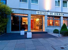 Hotel St. Annen, hotel u Hamburgu