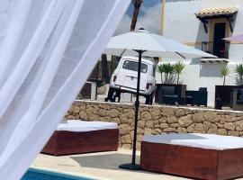 NAMASTÉ r, vacation rental in Sant Rafael de Sa Creu