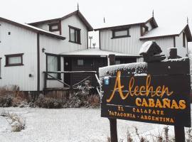 Cabañas Alechen, hotel near Calafate Hill, El Calafate