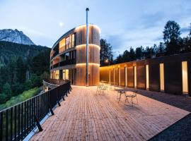 Hotel Arnica Scuol - Adults Only, hotel in Scuol