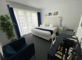 Avenue Beach Hotel, hotel near Leopoldpark, Ostend
