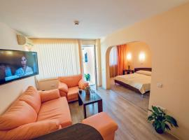 Family Hotel Gran Ivan, hotel in Varna City
