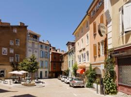 Hôtel Restaurant Lons, hotel en Foix