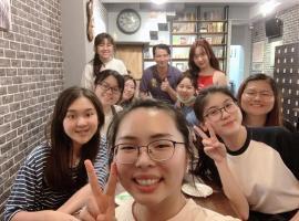 清淨背包客棧-民權新館,台南的住宿