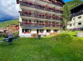 Hotel Adonis, hotel in Zermatt