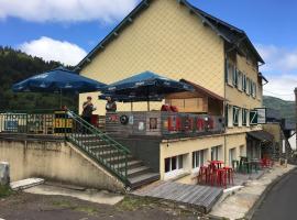 Les Mouflons, hôtel à Le Mont-Dore