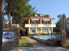 Laida studios, guest house in Prinos