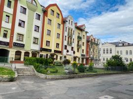 Apartamenty Lemon Pepper, accessible hotel in Jelenia Góra