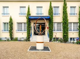 Best Western Le Vinci Loire Valley, hotel in Amboise
