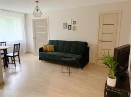 Privāta brīvdienu naktsmītne Turaidas apartamenti Liepājā