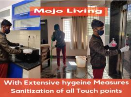 Mojo Living Serviced Apartment, apartment in Bangalore