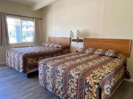 Holiday Motel, hotel in Morgan Hill