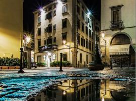 Hotel Giardino, hotel a Prato