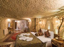 Cappadocia Ennar Cave, отель в Невшехире