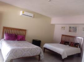 Hotel 3 cañones, hotel en Creel