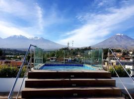 Vita Hoteles Arequipa, hôtel à Arequipa
