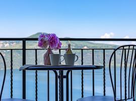 Hotel Castel Gandolfo, hotell i Castel Gandolfo