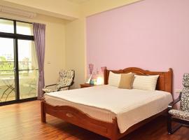 暖屋 ,台東市的家庭旅館